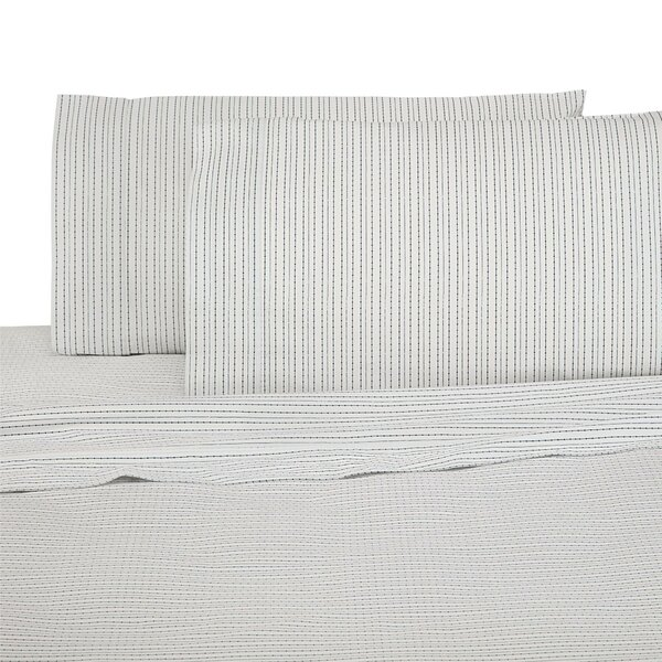 Nori 300 Thread Count 100% Cotton Sheet Set by Under the Canopy